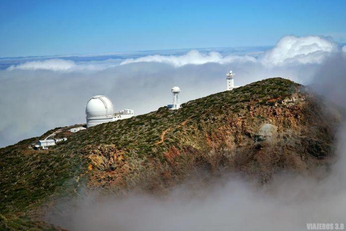 Observatorio Roque de los Muchachos, qué ver en La Palma