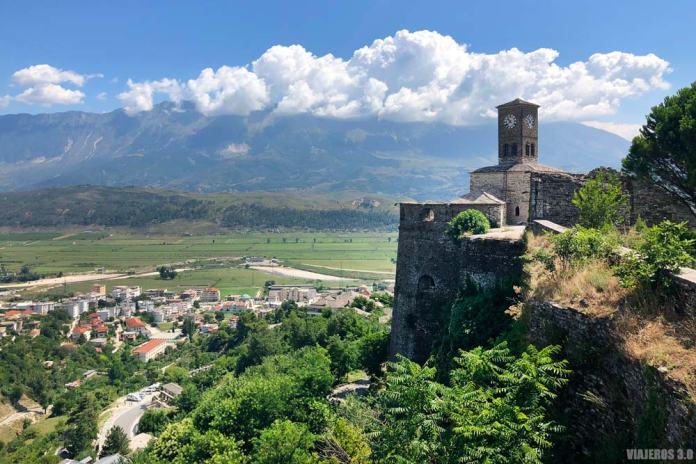 Castillo de Gjirokastra, imprescindibles que ver en Albania