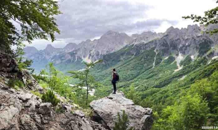 Montañas albanesas, qué ver en Albania