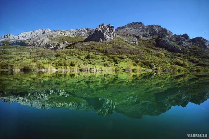 Imagen del Valle de Anciles, en Riaño