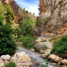 Ruta del Zarzalar en la Sierra del Segura
