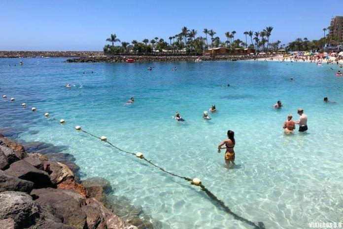 Anfi del Mar, las mejores playas de Gran Canaria