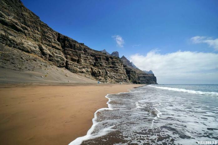 Playa de Güi Güi, playas de Gran Canaria