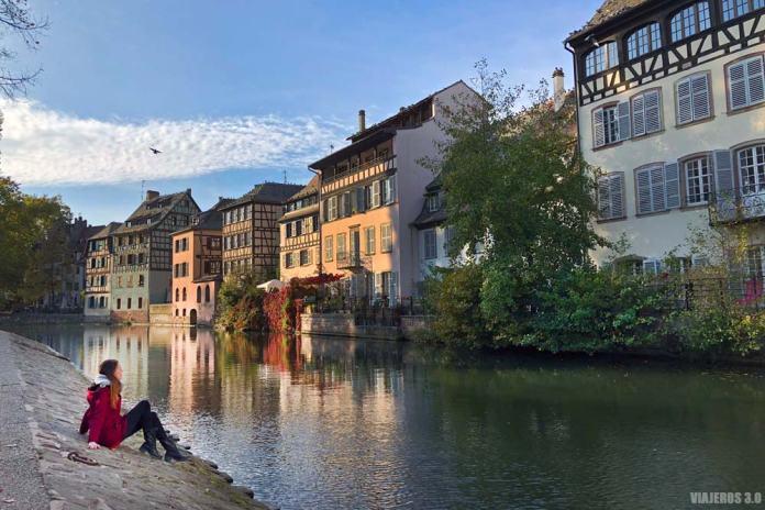 La Petite France, qué ver en Estrasburgo.