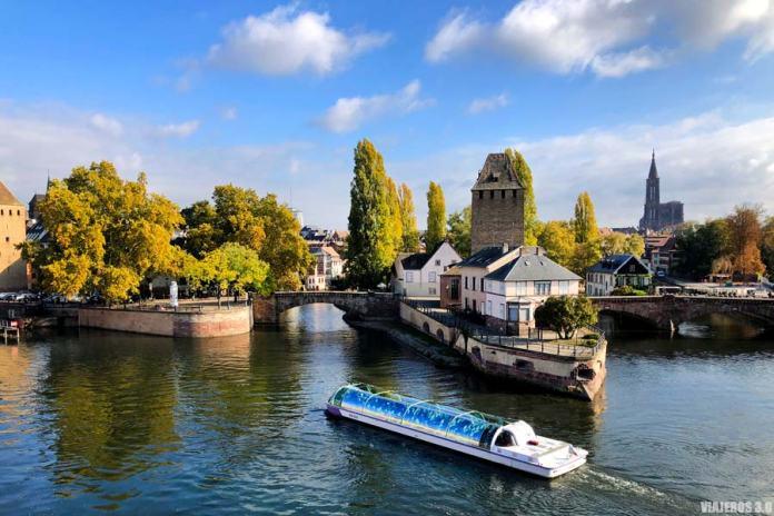 Puentes Cubiertos de Estrasburgo.