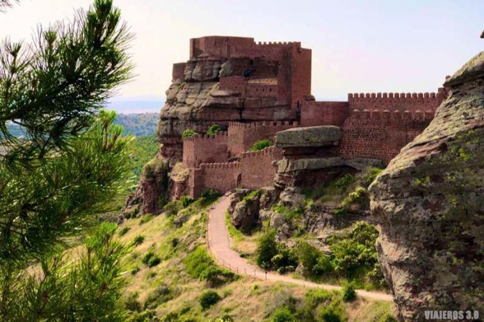 Castillo de Peracense, qué ver en Aragón
