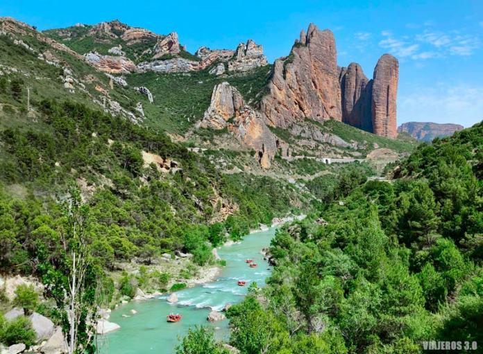 Mallos de Riglos, qué ver en Aragón