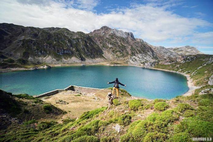 Lagos de Saliencia en Somiedo (Asturias)