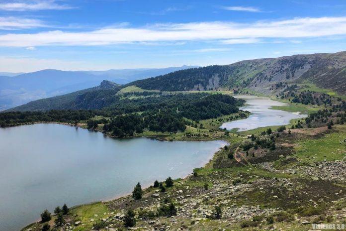Ruta circular por las Lagunas de Neila.