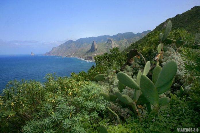 Ruta de senderismo a la playa de Tamadite