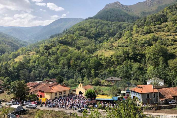 Caranga de Arriba en Asturias