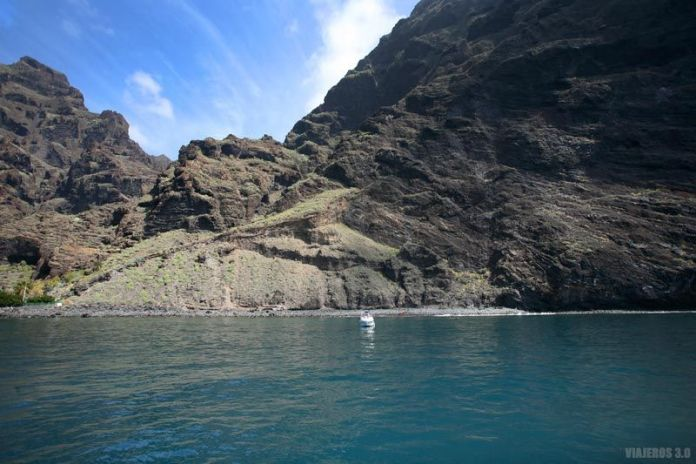 Playa de Masca en Tenerife