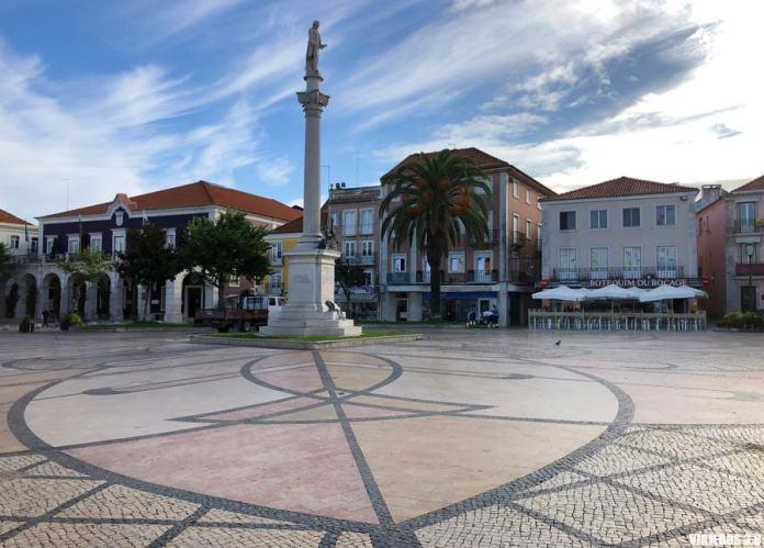 Plaza de Bocage, qué ver en Setúbal
