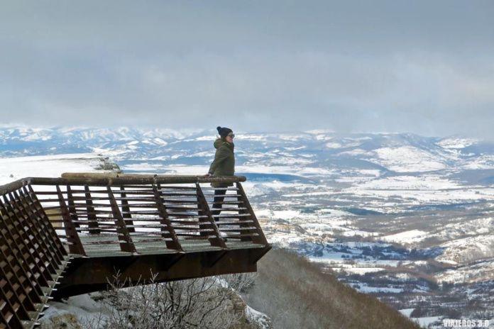 Mirador de Valcabado, rutas por la Montaña Palentina