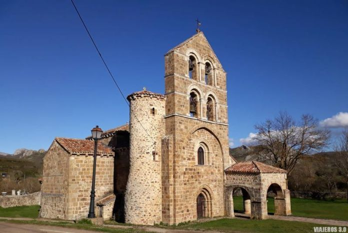 San Salvador de Cantamuda, románico palentino