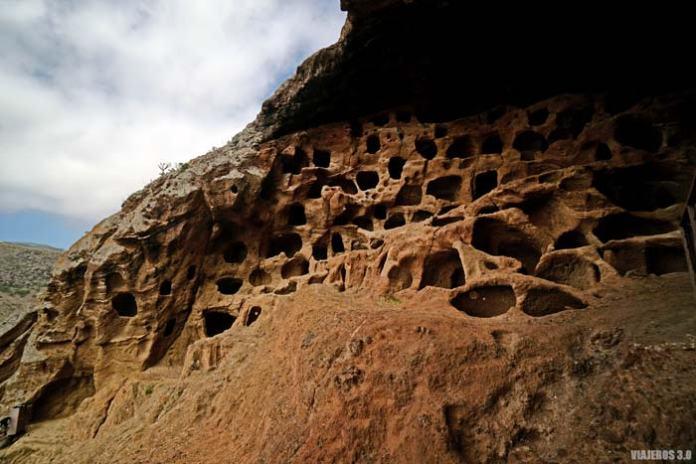 Cenobio de Valerón, ruta por Gran Canaria en 7 días