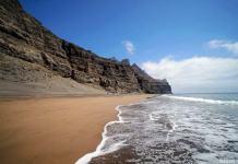 Cómo llegar a la playa de Güi Güi en Gran Canaria
