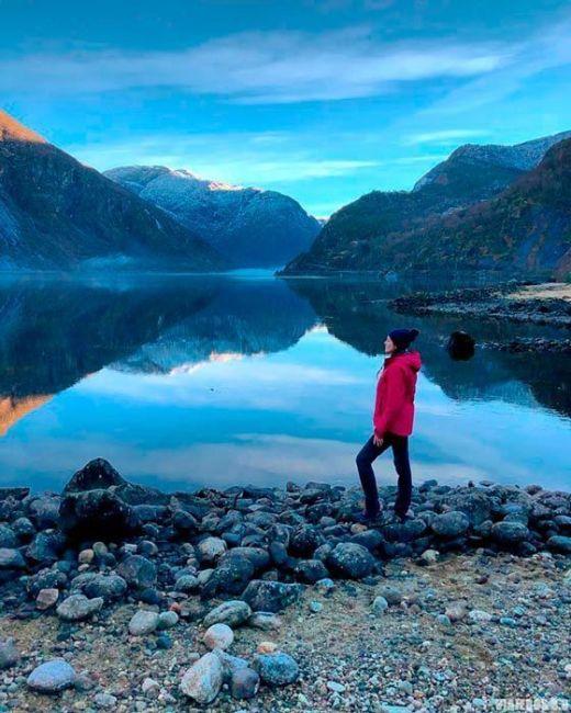 que ver en Eidfjord, Fiordos Noruegos