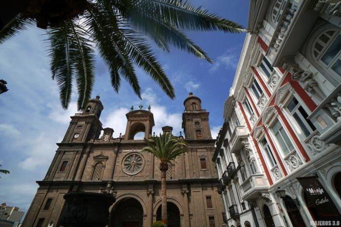 Barrio de la Vegueta en Gran Canaria