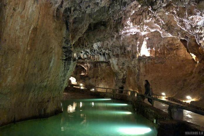 Cueva de Valporquero cómo llegar