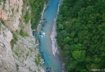 Parque Nacional de Durmitor en Montenegro