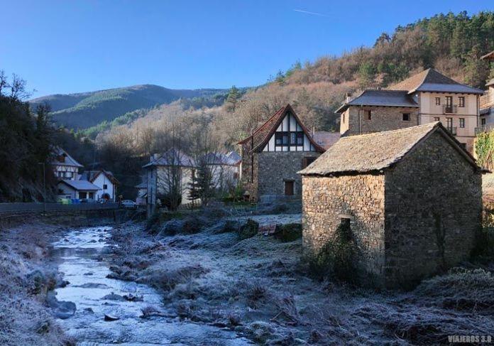 Uztárroz, Valle de Roncal en Navarra