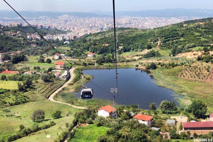 Telérico, qué hacer y qué ver en Tirana