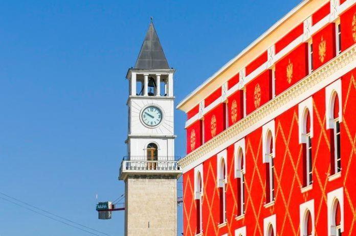 Torre del Reloj, qué ver en Tirana