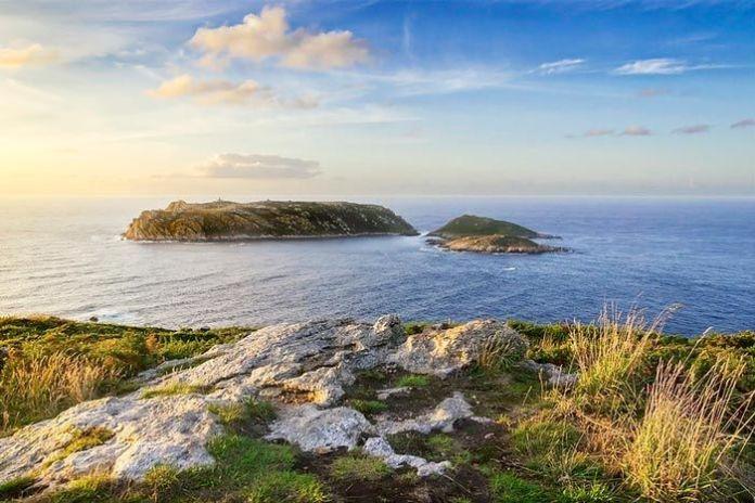 Islas Sisargas, Islas Atlánticas de Galicia