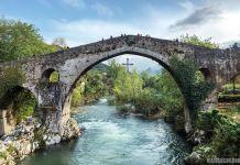 Puente romano, qué ver en Cangas de Onís y cerca