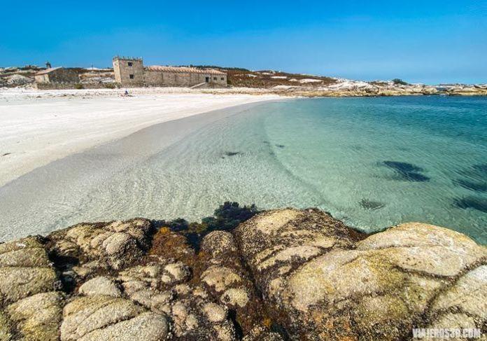 Isla de Sálvora, islas de Galicia