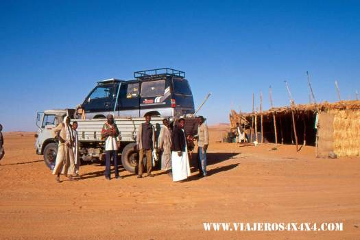 Viajeros4x4x4 - Around the World in 10 Years
