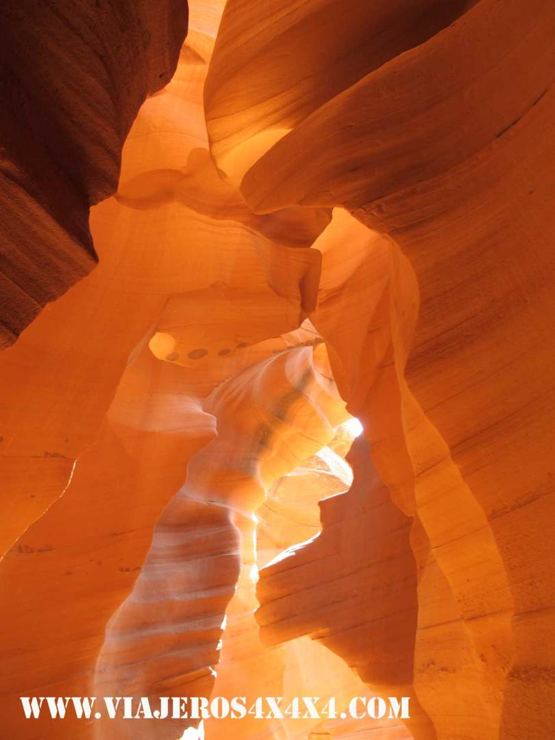 Antelope Canyon, cerca de Page, Arizona