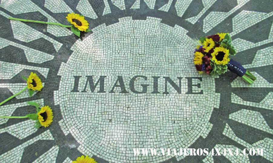 Imagine, New York, homenaje a John Lennon