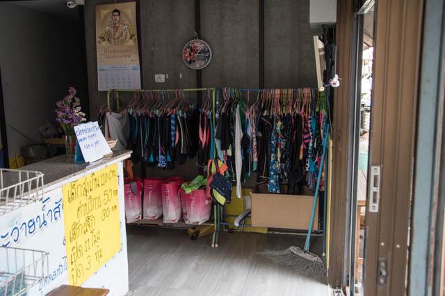 venta bañadores piscina Santitham Chiang Mai