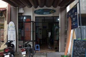 Da Nang Outdoor Adventure surf Da Nang