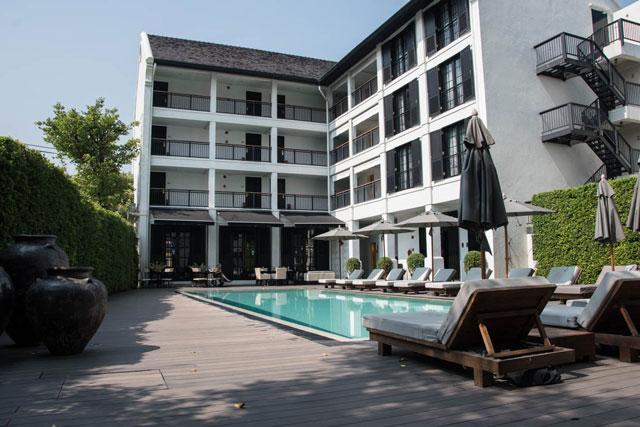 piscina Chiang Mai