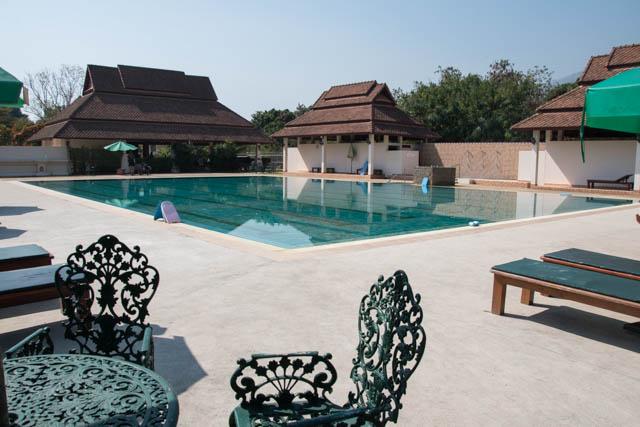 Centre of Universe Chiang Mai piscina