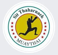 logo SIT THAHARNAEK MUAY THAI GYM