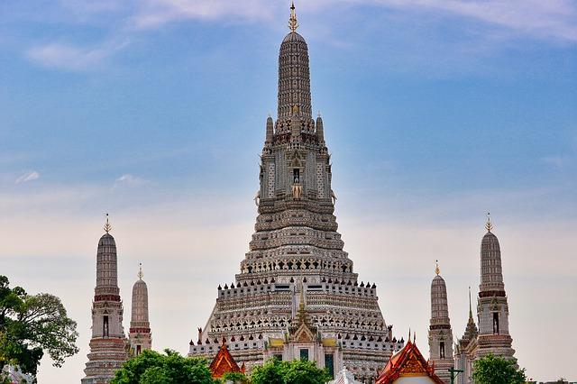 Wat Arun - que hacer en Bangkok