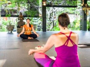 zen resort bali - yoga y tratamientos ayurveda