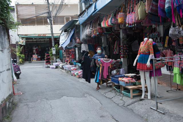mercado Hmong Chiang Mai