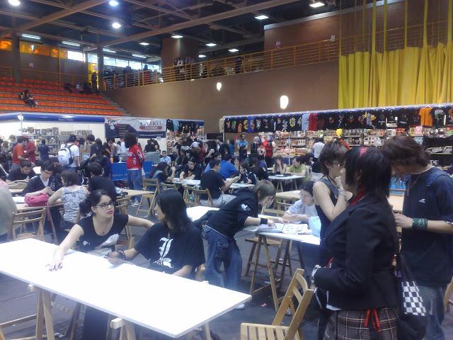 II Salón del Manganime y la Cultura Japonesa de Madrid. Ciro Altabás y sus cortometrajes.