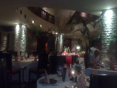 Dónde comer y gastronomía en Madrid (España) - Restaurante tailandés Thai Gardens.