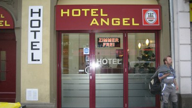 Photo of Dónde dormir y alojamiento en Frankfurt (Alemania) – Angel Hotel.