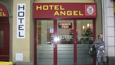 Dónde dormir y alojamiento en Frankfurt (Alemania) - Angel Hotel. ViajerosAlBlog.com