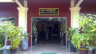 Photo of Dónde dormir y alojamiento en Siem Reap (Camboya) – Mekong Angkor Palace Hotel.