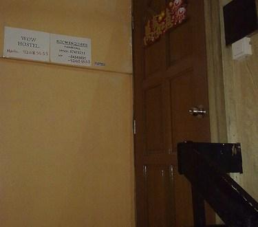 Dónde dormir y alojamiento en Singapur (Singapur) - WoW Hostel. ViajerosAlBlog.com