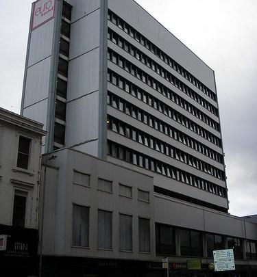 Dónde dormir y alojamiento en Glasgow (Escocia, Reino Unido) - Eurohostel Glasgow. ViajerosAlBlog.com