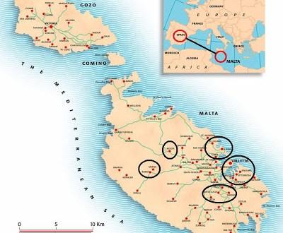 Introducción de la escapada a Malta. ViajerosAlBlog.com